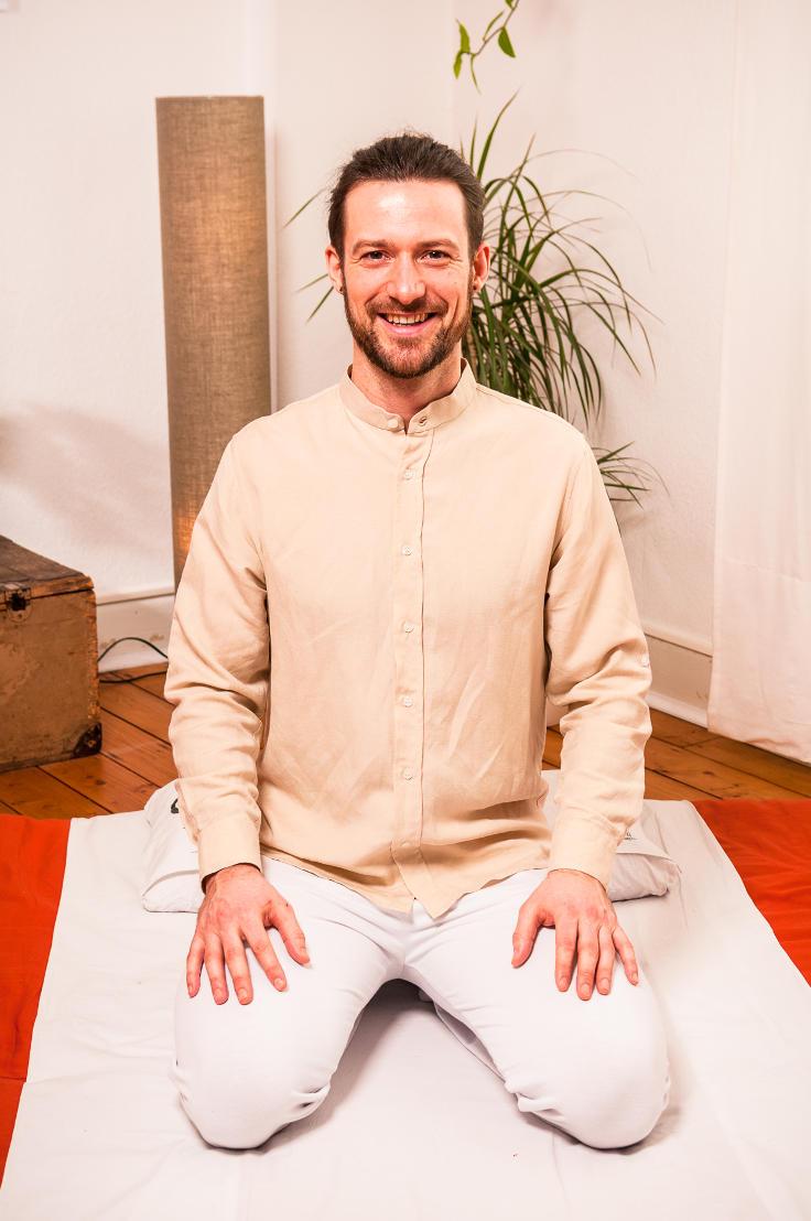 Philipp Weber Shiatsu-Praktiker