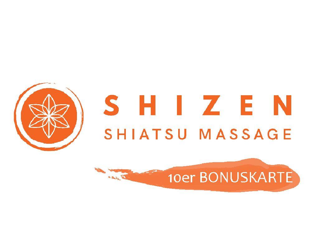 Bonuskarte Shizen Shiatsu Massage Köln