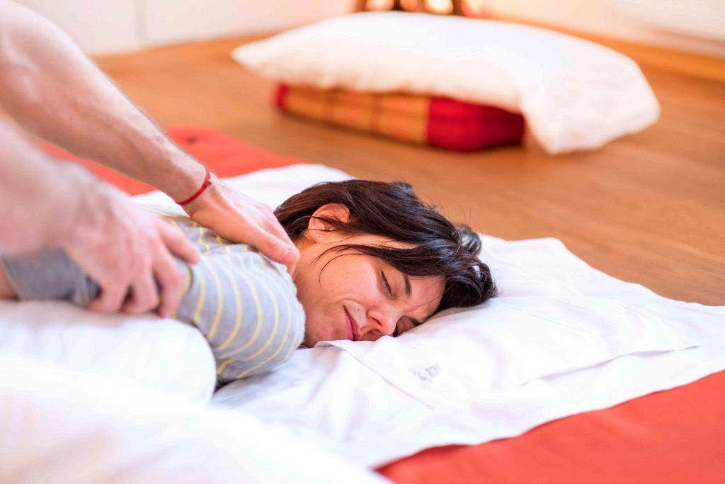 Shiatsu Massage de Luxe in Köln
